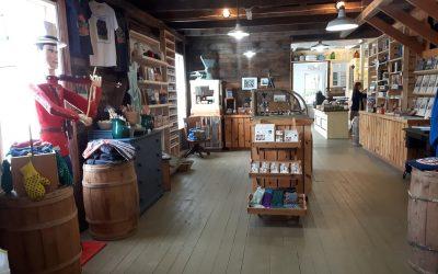 Hosking General Store at Memory Lane Heritage Village