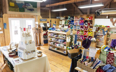 Lismore Sheep Farm Wool Shop
