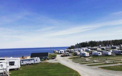 Seafoam Campground