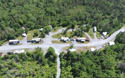 Spry Bay Campground & Cabins