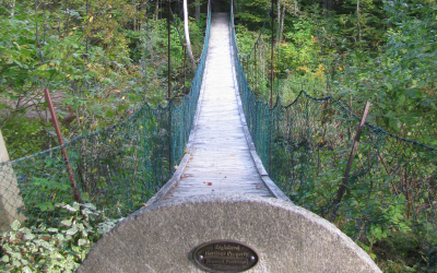 Hopewell Footbridge & Trail