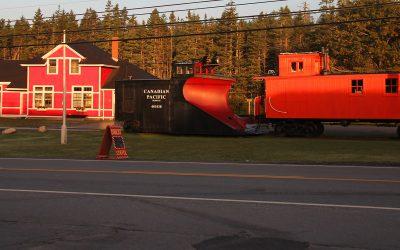 Musquodoboit Railway Museum & VIC