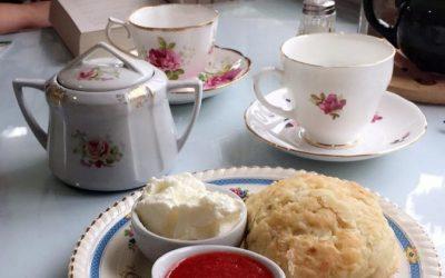 The Rose & Kettle Tea Room