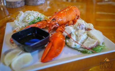 Pictou Lodge Beachfront Resort Restaurant