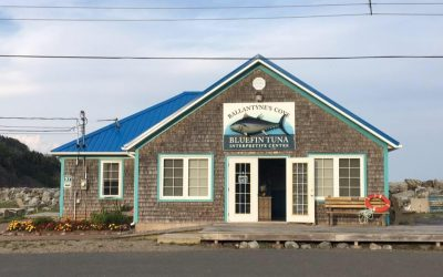 Ballantyne's Cove Tuna Interpretive Centre