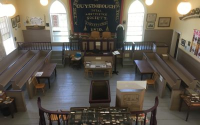 Old Court House Museum & Visitor Information Centre