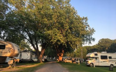 Whidden Park Campground & Cottages