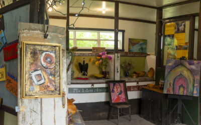Old Barn Gallery & Garden