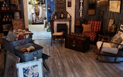 Days Gone By Antiques & Gifts
