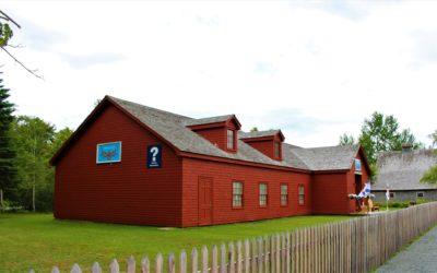 Sherbrooke Visitor Information Centre