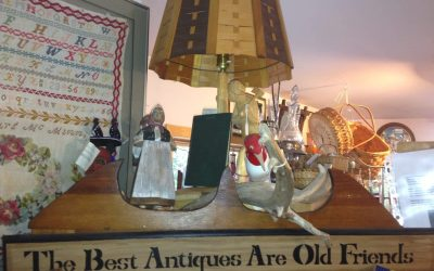 Old Times, Old Friends, Antiques & Collectibles