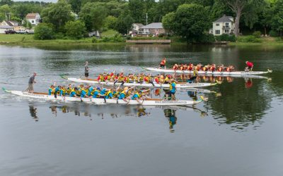 Race on the River/Dragon Boat Festival