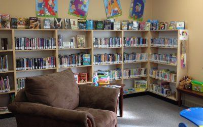 Cyril Ward Memorial Library