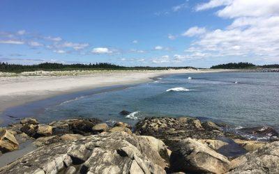 Tor Bay Beach Provincial Park