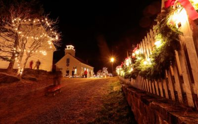 Old Fashioned Christmas at Sherbrooke Village