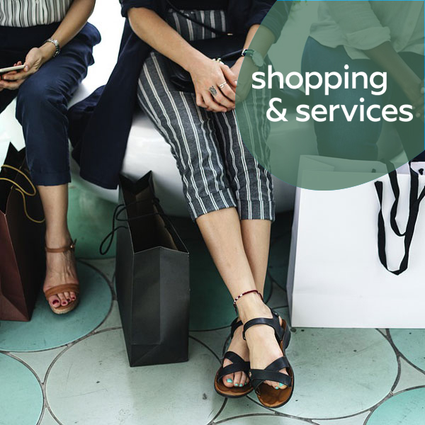 Shopping & Services