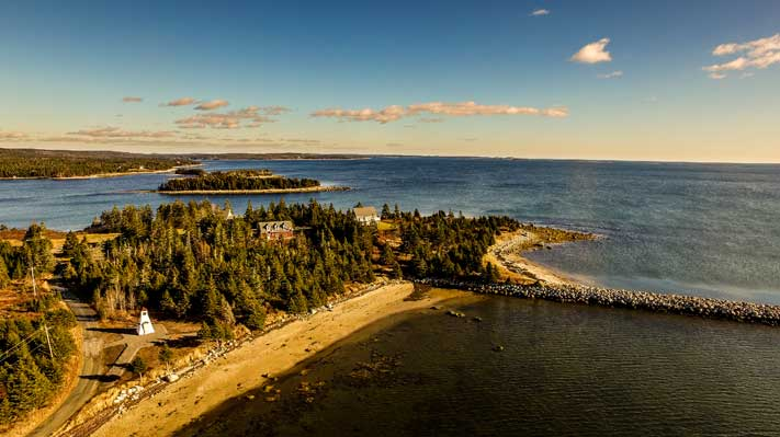 Seawind Landing Country Inn - Le Grand Tour de Tor Baie