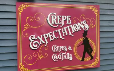 Crepe Expectations, Crepes & CoatTails